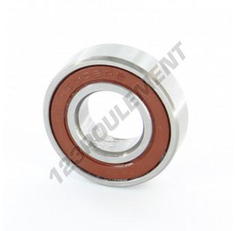 6002-2RS-C3-VT180 - 15x32x9 mm