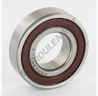 6003-2RS-C3 - 17x35x10 mm