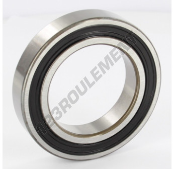 6010-2RS-C3-SKF - 50x80x16 mm