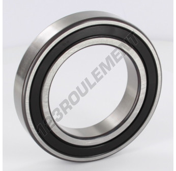 6012-2RS-C3-SKF - 60x95x18 mm