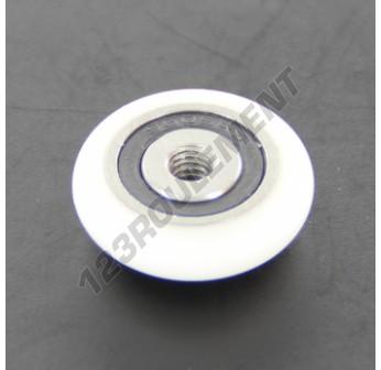 605-2RS-3.5-RW1 - 3.5x19x5 mm