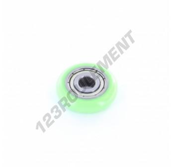 605-ZZ-RW1 - 5x19x5 mm