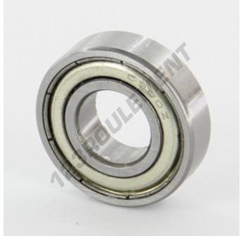 61900-ZZ - 10x22x6 mm