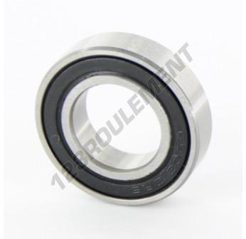 Qualité Roulements 15 x 28 x 7 mm TWO 61902-2RS DUNLOP En Acier Inoxydable 6902-2RS