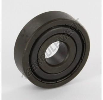 6200-ZZ-BHTS280 - 10x30x9 mm