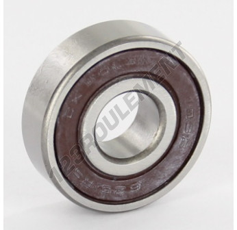 6201-2RS-C3 - 12x32x10 mm