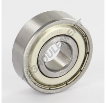 6201-ZZ - 12x32x10 mm