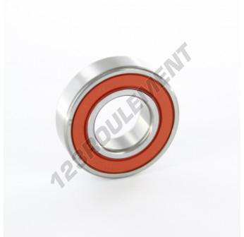 6205-2RS-C3-NTN - 25x52x15 mm