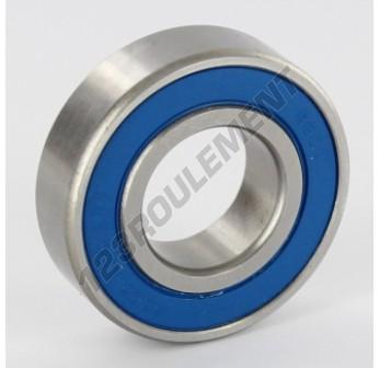 6205-2RS-INOX - 25x52x15 mm