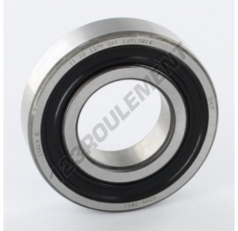 6206-2RS-SKF - 30x62x16 mm