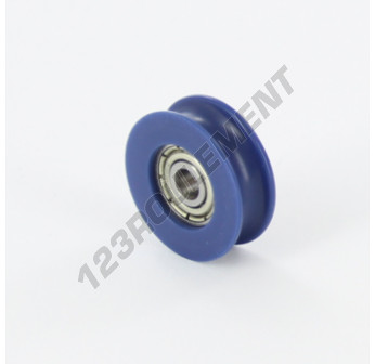 623-17-ZZ-RW1 - 3x17x6 mm
