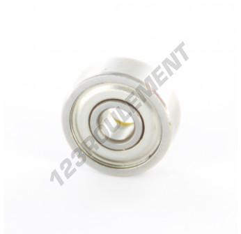 624-ZZ-INOX - 4x13x5 mm