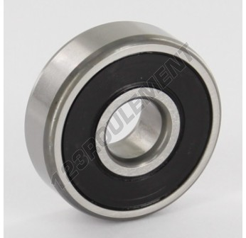 6301-2RS-C3-SKF - 12x37x12 mm