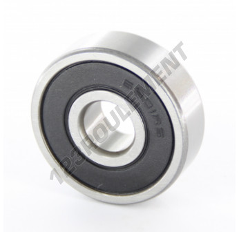 6301-2RS-ZEN - 12x37x12 mm