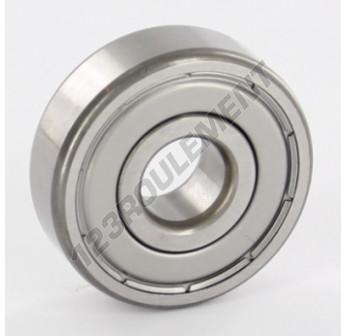 6301-ZZ-C3-SKF - 12x37x12 mm