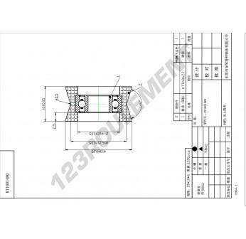 686-ZZ-19-RW6 - 6x19x10 mm