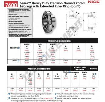 7614-DL-NICE - 22.23x33.17x15.88 mm