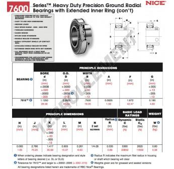 7618-DL-NICE - 28.58x42.47x19.05 mm