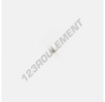 BA-2-INOX-316 - 2 mm
