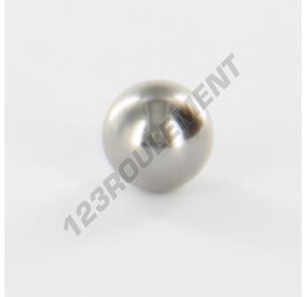 BA-3-INOX-AISI440C-GD10-CLASS2 - 3 mm