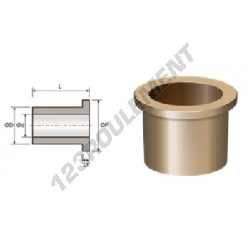 BFMF12-15-18-1.5-12 - 12x15x12 mm