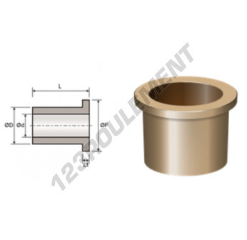 BFMF32-40-48-4-25 - 32x40x25 mm