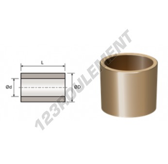 AF101625 - 10x16x25 mm