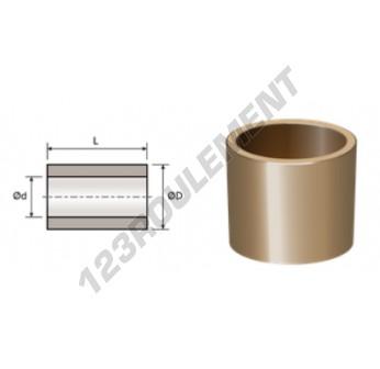 BMF20-28-16 - 20x28x16 mm