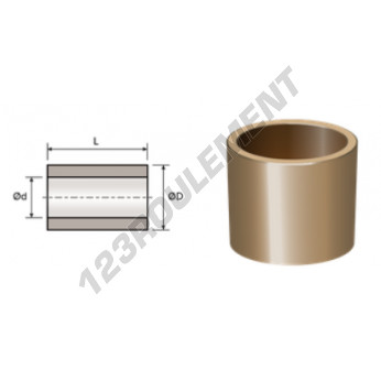 BMG32-40-50 - 32x40x50 mm