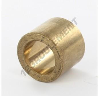 BNZ20-30-25 - 20x30x25 mm
