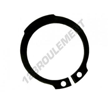 CIRCLIP-EXT-205 - 190.5x218.5x4 mm
