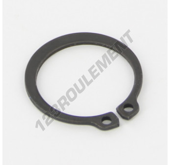 CIRCLIP-EXT-22 - 20.5x26.1x1.2 mm