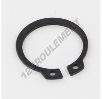 CIRCLIP-EXT-23 - 21.5x26.8x1.2 mm