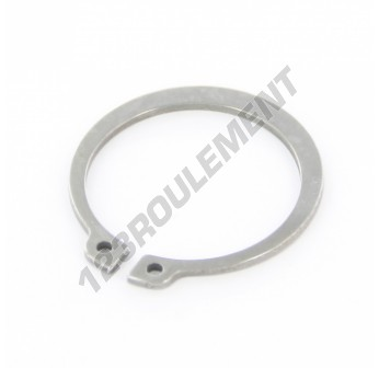 CIRCLIP-EXT-30-INOX - 1.5 mm