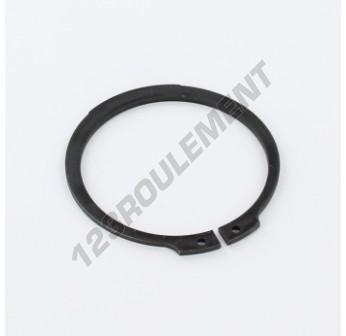 CIRCLIP-EXT-75 - 70.5x84.5x2.5 mm