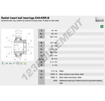 E40-KRR-B-INA - 40x80x56.5 mm