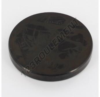 EC-80X10-NBR90 - 80x10 mm
