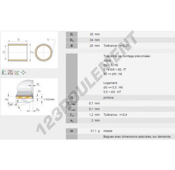EGB-3020-E40-INA - 30x34x20 mm
