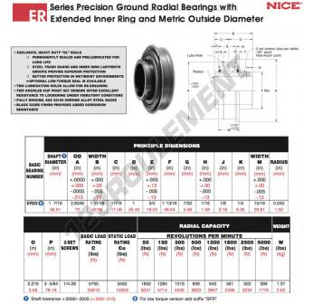 ER23-NICE - 36.51x46.04x23.81 mm
