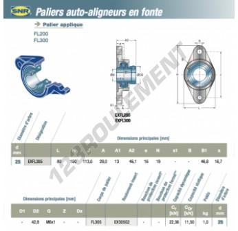 EXFL305-SNR