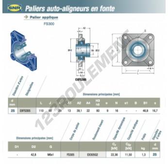 EXFS305-SNR