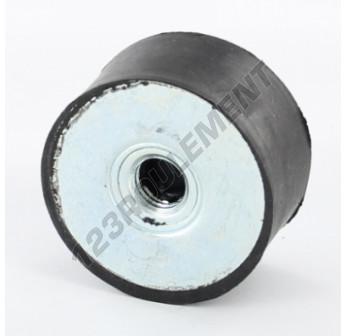 FF4020-10 - M10x40x20 mm