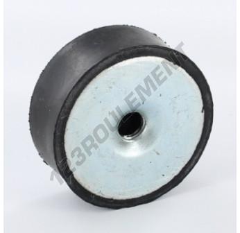 FF5020-10 - M10x50x20 mm