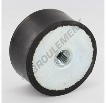 FF6030-12 - M12x60x30 mm
