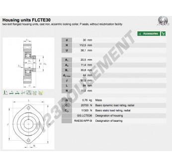 FLCTE30-INA - 30 mm
