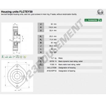 FLCTEY30-INA - 30 mm