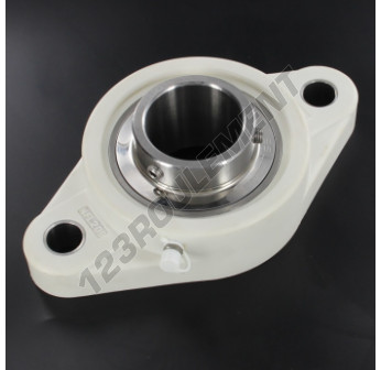 FLPL209-UC209-INOX - 45 mm