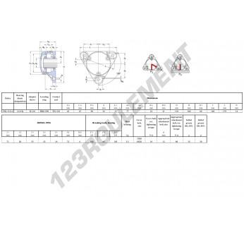 FNL-510-A-1210-K-H210-SKF