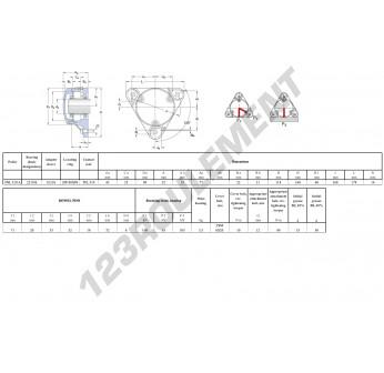 FNL-510-A-2210-K-H310-SKF