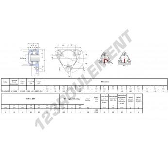 FNL-512-B-C-2212-K-H312-E-SKF